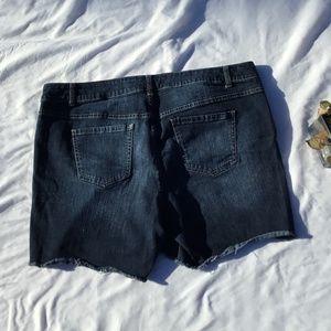 Lane Bryant Shorts - Lane Bryant Denim Shorts